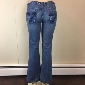 7 For All Mankind Women's Jeans Size 26 (28) Dojo